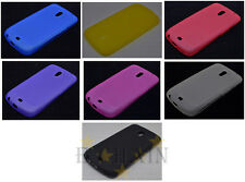 Multi Color Matting TPU Gel CASE Cover For Samsung Galaxy Nexus I9250