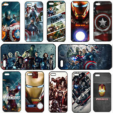 Avengers Age of Ultron Mobile Phone Hard Case Cove for iPhone & Samsung Galaxy