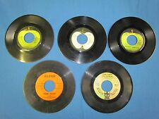 Lot of 30 45rpm Singles Stones, Beatles, Elvis, Byrds, Supremes, 5thDimension...
