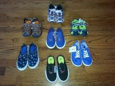 Toddler Boys Size 8 Asst. Styles Sandals/Shoes NWT Each Sold Separately