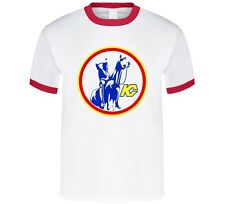 KANSAS CITY SCOUTS DEFUNCT NHL HOCKEY VINTAGE STYLE RINGER T-SHIRT NEW
