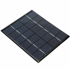 6V/12V 1W 2W 3W Mini Solar Panel Module For Light Battery Cell Phone Charger Hot