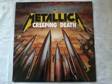METALLICA creeping death live germany 1985  megadeth iron maiden mercyful fate