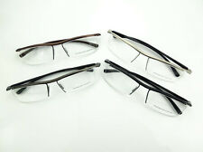 NEW HALF RIM EYEGLASS FRAMES LUXURY PORSCHE DESIGN SPORTS TR90 P8189 4 COLORS