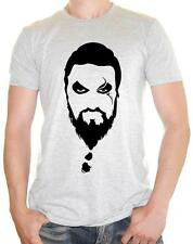 Khal Drago Cartoon Stencil -  Game Of Thrones Inspired -  Mens Stencil t-shirt