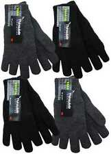 MENS/LADIES THINSULATE INSULATED GLOVES THERMAL WINTER USE