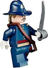 LEGO THE LONE RANGER - CAPTAIN J FULLER FIGURE + FREE GIFT - BESTPRICE - NEW