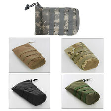 New Outdoor Tactical Military Molle Water Bottle Bag Kettle Pouch Holder Carrier