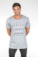 Men's Shadow T | Grey Marle