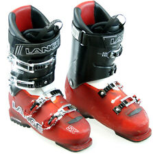 Lange Ski shoe Ski Shoes Ski Boots SX Red / Black various Sizes (J)