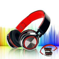 Headphones Earphone Headset Stereo Wired with Mic for iPhone Smartphone MP3/4 PC