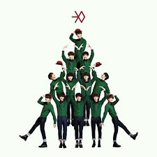 EXO / WINTER SPECIAL MINI ALBUM 'MIRACLES IN DECEMBER' (K/M VER.) +1 FREE GIFT!