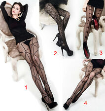 Sexy Fishnet Pantyhose Halloween Costume Stretch Tights Lingerie Party