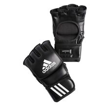 New adidas FreeFight MMA Gloves Gel Professional MMA Ultimate Fight Gloves-BLACK