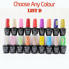 OPI GELCOLOR Soak Off UV LED Gel Polish 15ml 0.5oz - Choose ANY Colour * PART D