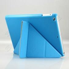 New 6 colors Ultra Slim Smart Magnetic Leather Case Cover for Apple iPad Air