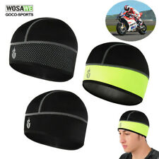 New Thermal Cycling Beanie Running Helmet Liner Skull Cap Outdoor Head Warmer