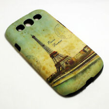 Paris Eiffel Tower Hybrid Shockproof Cover Case For Samsung Galaxy S3 I9300