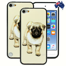 NEW Pug Puppy Dog Hard Case for Apple iPod Touch 5 5th 6 6th Gen itouch Cover
