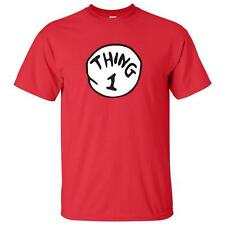 Dr Seuss Cat in The Hat Thing 1 2 3 4 5 T-Shirt sizes 6 Mos.To 18-20  10% off 3