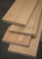 "3/4"" Thick Red Oak (PICK YOUR SIZE) Craft Wood Boards 4/4 Lumber"