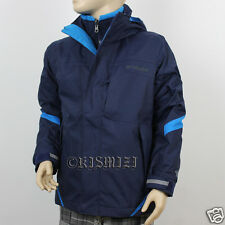 "New Boys Columbia ""Bugaboo"" Omni-Tech 3in1 Interchange Winter Jacket Coat Parka"