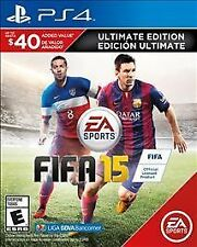 FIFA 15 Ultimate Team Edition PS4 - Brand New Sealed - Free 1st Class Shipping