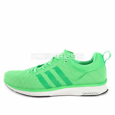 Adidas Adizero Feather 4 W [M29272] Running Green/White