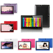 7 inch 4GB WiFi Android Gifts A33 Quad Core Android 4.4 Dual Camera Tablets 2015