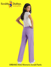 Womens Scrub Pants: Urbane 9502 MANY COLORS AVAILABLE * Authorized Retailer *