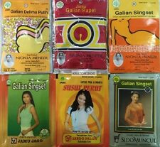 JAMU/HERBS Powder For Diet / Reduce Body Fat, Slim and Healthy - 10 Sachets