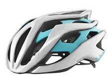 Giant Rev Liv 2016 Womens Bike Helmet - White w Aqua Cycling Road / Racing