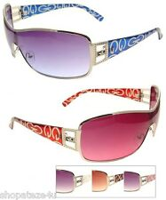 FROM GLO - FABULOUS HIGH-END FASHION SUNGLASSES w ARMS DESIGN - CHOOSE 5 COLOURS