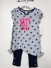 Calvin Klein Girls 2pc Set (New With Tags) - Size 3T