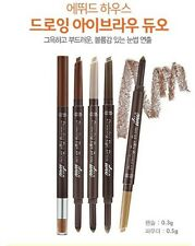 [Etude House] Drawing Eye Brow Duo Collection Set + Samples~