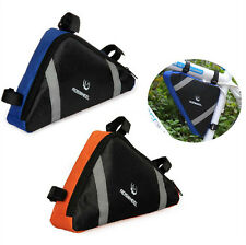 Bicycle Bike Cycling Front Tube Frame Triangle Bag Pouch Pannier Quick Release