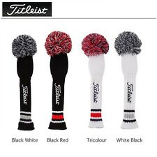 Titleist Knitted Fairway wood FW Headcover Golf JAPAN Limited AJHC3F 4 colors