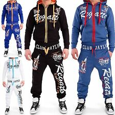 Men's Trackies Tracksuit Tracksuit Leisure Suit Jog Suit Sports