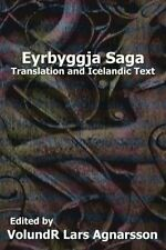 NEW Eyrbyggja Saga: Translation and Icelandic Text (Norse Sagas)