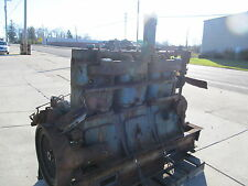 CLIMAX R165 BLUE STREAK GAS ENGINE CORE OUT SNOWGO ROTARY BLOWER POWER UNIT VNT