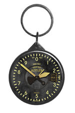 Trintec Vintage Aviation Aircraft Instrument Keychain Collection - KCV