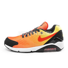 Nike Air Max 180 EM [579921-887] NSW Running Sunset Orange/Yellow-Black