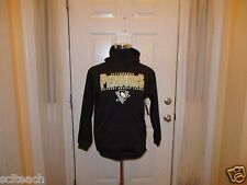 Brand New with Tags Youth Sizes Pittsburgh Penguins Hoodie/Hooded NHL Sweatshirt