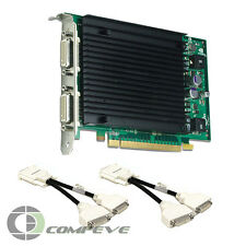 Nvidia NVS  Video Card for Lenovo H30 Computer PC Tranding 4 Monitor support