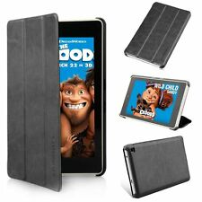 "Folio Slim PU Leather Smart Case Stand Cover for Amazon Kindle Fire HD 6"" Tablet"