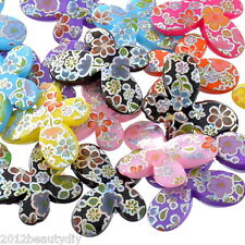 Wholesale Market Acrylic HQ DIY Spacer Beads AB Color Flower  Butterfly Mixed
