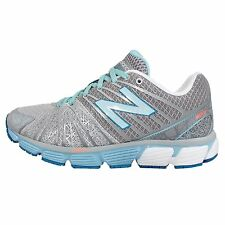 Women's New Balance W890SB5 Running Shoes - Silver/Blue - NIB!