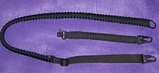 550 PARACORD SINGLE POINT ADJUSTABLE RIFLE SLING