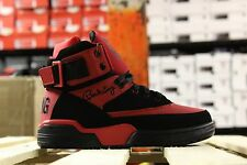 EWING ATHLETICS 33 HI BLACK/RED NUBUCK SZ 5-16 BRAND NEW 1EW90111-023 PATRICK