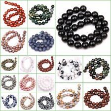 12MM Natural Stone Loose Beads Round Strand Wholesale Jewelry Making Beads